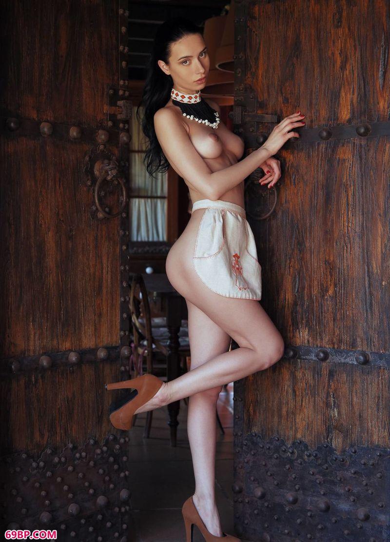 精品古典风格人体美模Dita